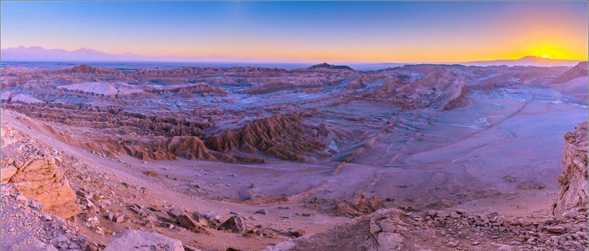 Conoce las cinco increíbles maravillas naturales en Chile.