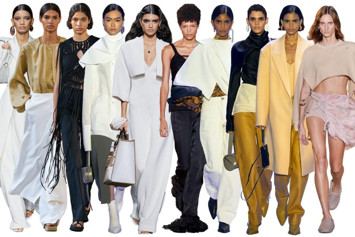 Las modelos brasileñas dominan las pasarelas internacionales.